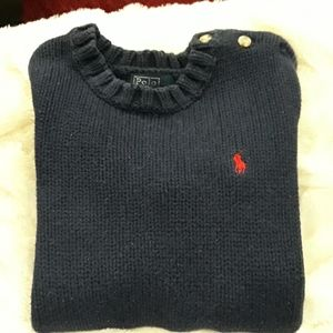 Ralph Lauren polo sweater size 6